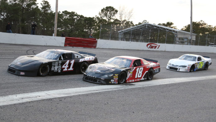 Heim, Burns frustrated following late-race accident in Icebreaker